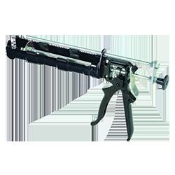 Bi-component gun manual