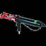 Pistolets de dosage bi-composants pneumatique