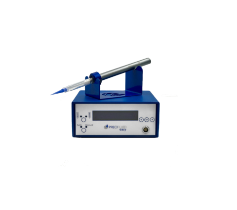 PreciFluid easy volumetric dispensing